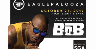 Eaglepalooza returns, brings B.o.B to campus