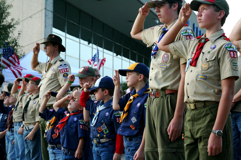 Boy Scouts allowing girls membership is unnecessary