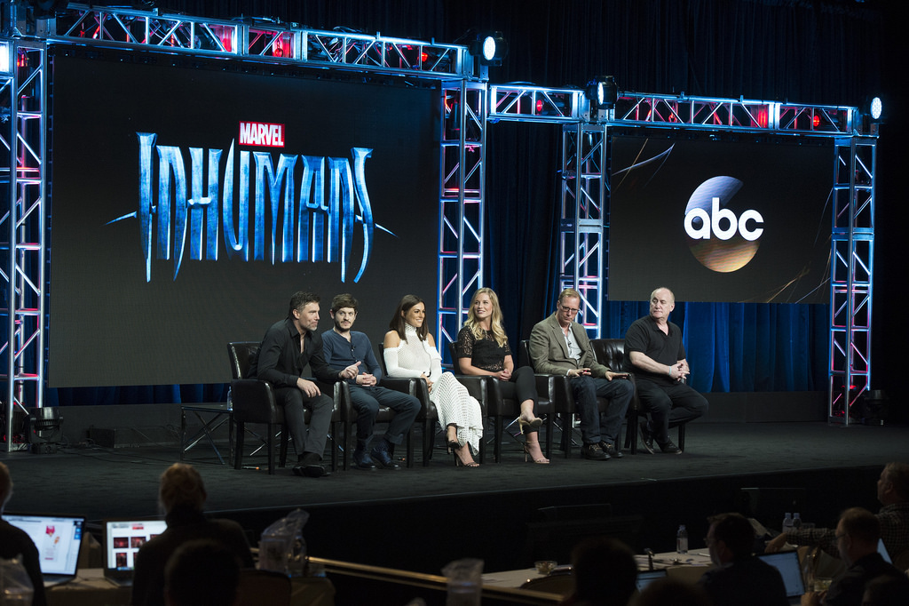 Marvel's 'Inhumans' receives poor reviews