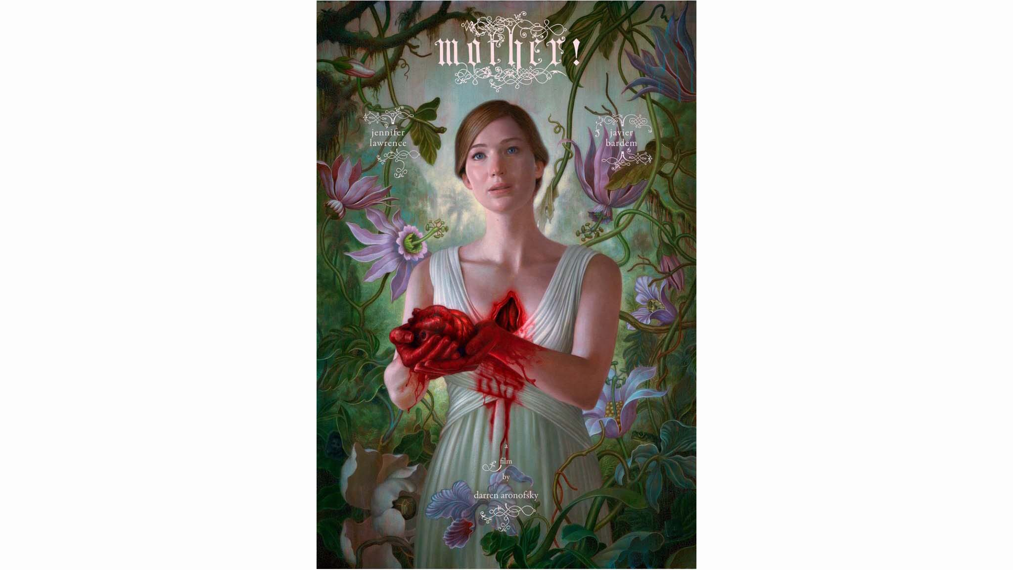 I've never walked out of a movie before Jennifer Lawrence's 'Mother!'