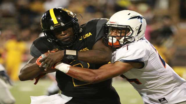 What has been going wrong for Southern Miss?
