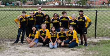USM Quidditch team competes in tournament