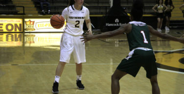Southern Miss wins out at Lady Eagle Thanksgiving Classic