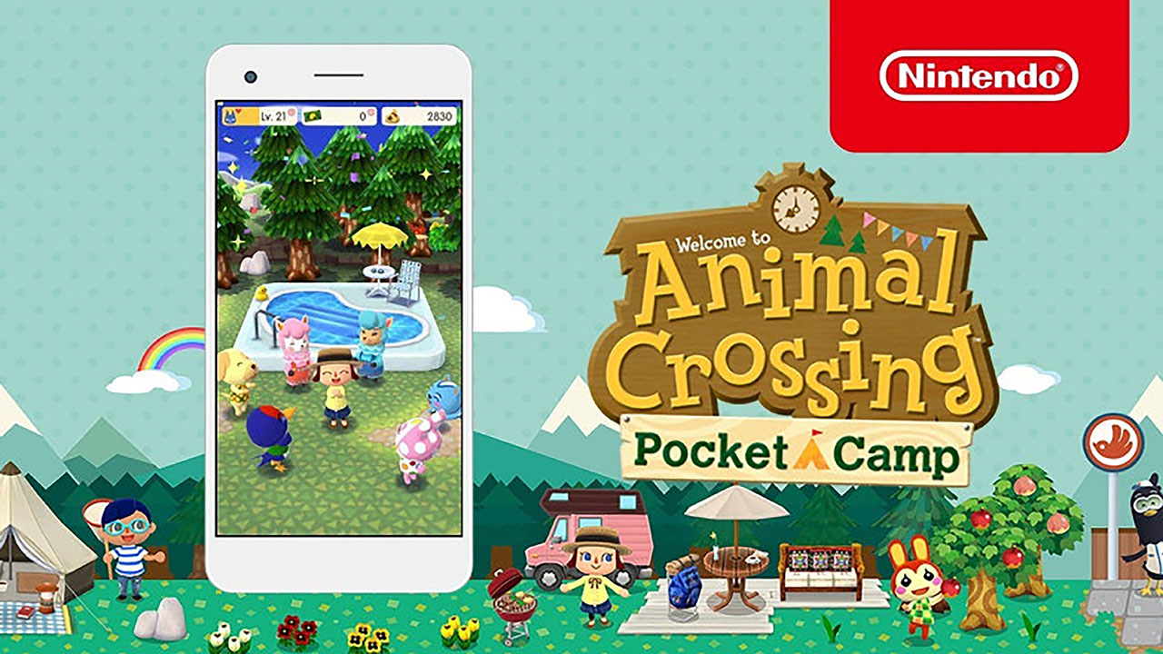 'Animal Crossing: Pocket Camp' may be your new favorite app