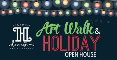 Historic Downtown ushers in holiday season with Art Walk