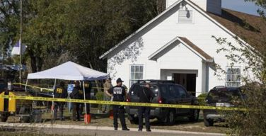 Stricter gun laws could have prevented Texas church shooting