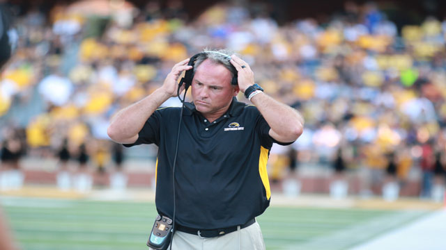 Penalties plague Golden Eagles in 24-10 loss to Tennessee