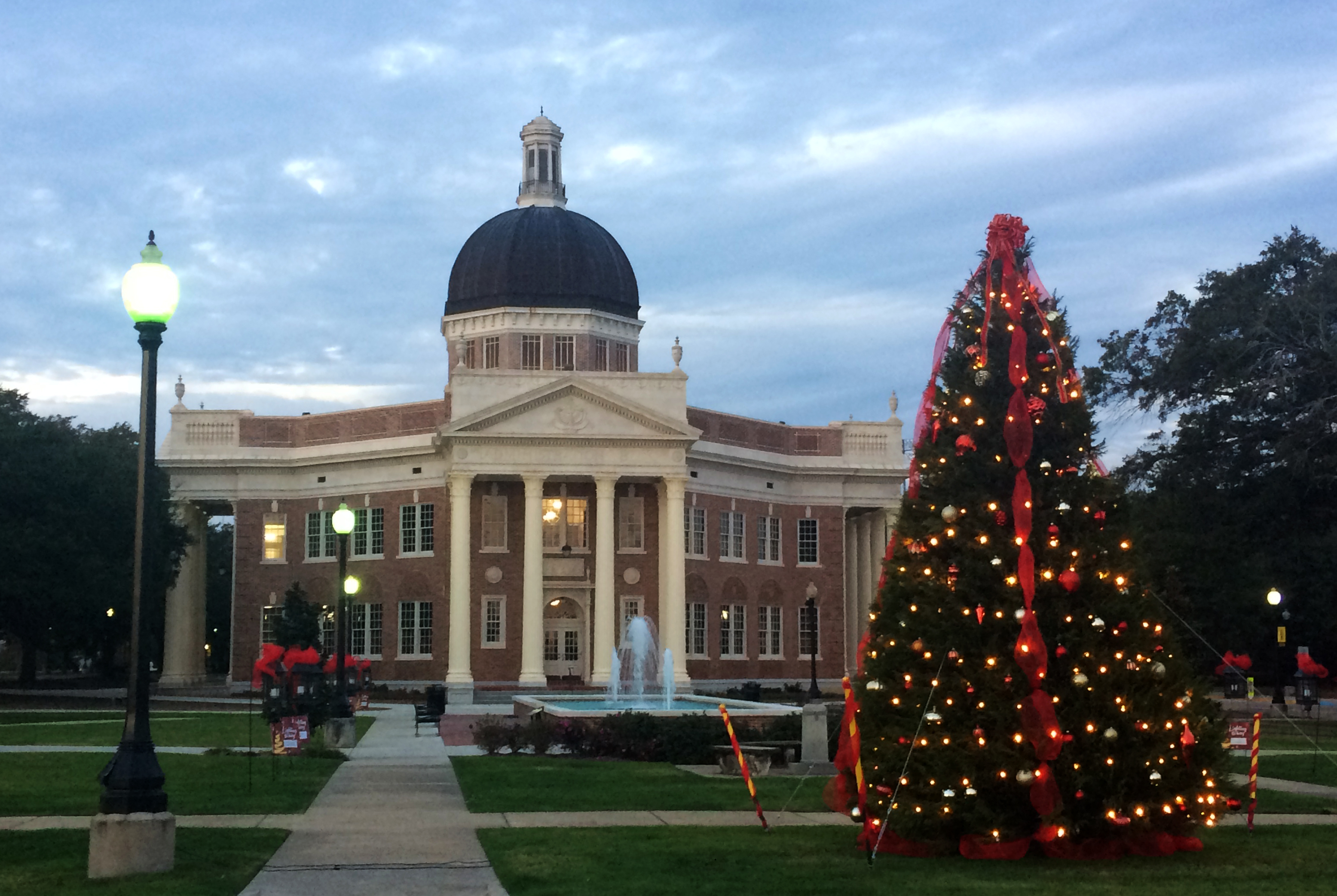 Lighting the Way brings Christmas spirit to campus