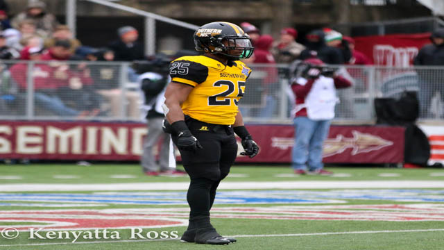 Smith caps off Southern Miss career at Independence Bowl