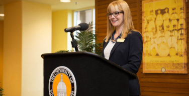 People you should know on campus: Amy Miller