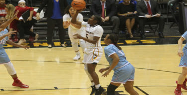 Lady Eagles defeat Middle Tennessee, 61-53