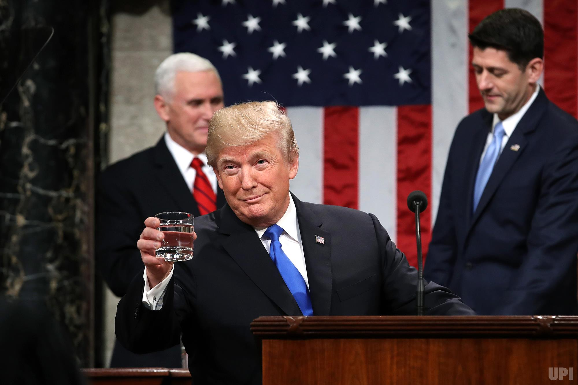 POTUS suggests 'new wave of optimism' in SOTU address