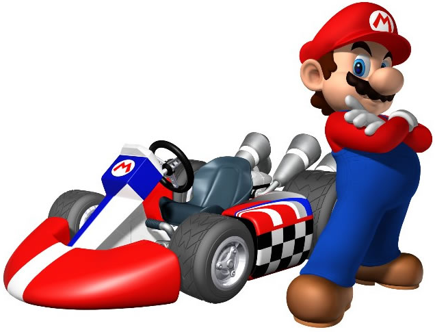 nintendo announces mario kart app super mario movie the