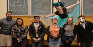 Stage Monkeys bring laughs to a new semester