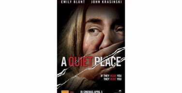 'A Quiet Place' tells of a family's struggle to survive