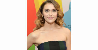Alyson Stoner reveals her sexuality in essay for Teen Vogue