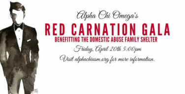 Alpha Chi Omega hosts Red Carnation Gala