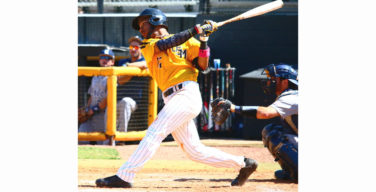 No. 12 Southern Miss take two games from FIU