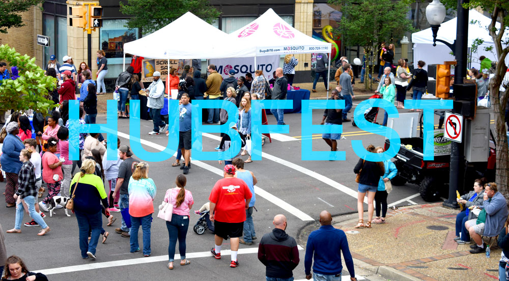 Hubfest celebrates Downtown Hattiesburg culture