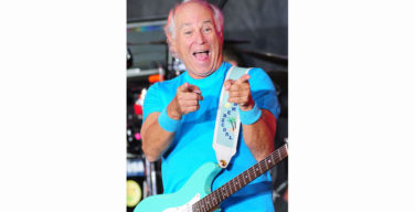 Jimmy Buffett returns to Hattiesburg after 38 years