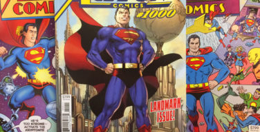 'Action Comics' #1,000 presents Superman stories