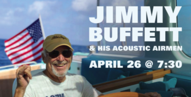 Jimmy Buffett to perform at the Saenger Theatre