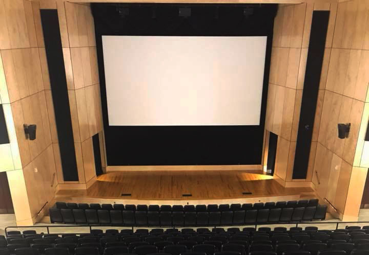 Joe Paul Student Theater set to open Fall 2018