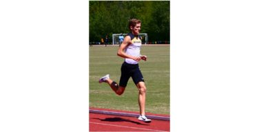 Southern Miss Track and Field Competes in Crimson Tide Invitational