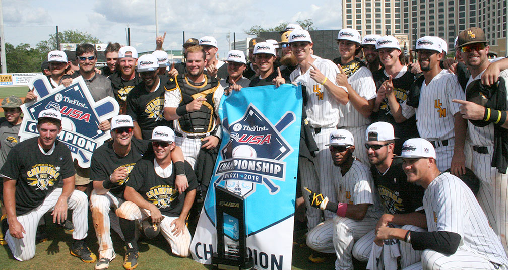 Southern Miss wins C-USA tournament