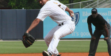 Sandlin tosses shutout in first round of C-USA tournament