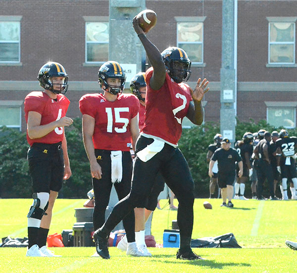 What Howard's transfer means for the USM QB position